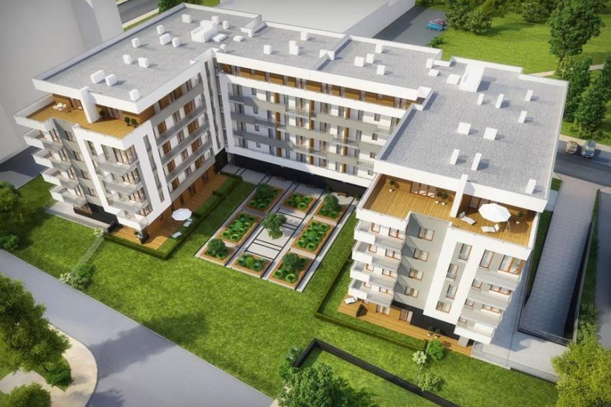 ul. Kniaźnina - Kraków, ul. Franciszka Kniaźnina, Dasta Invest Sp. z o.o. - zdjęcie 2