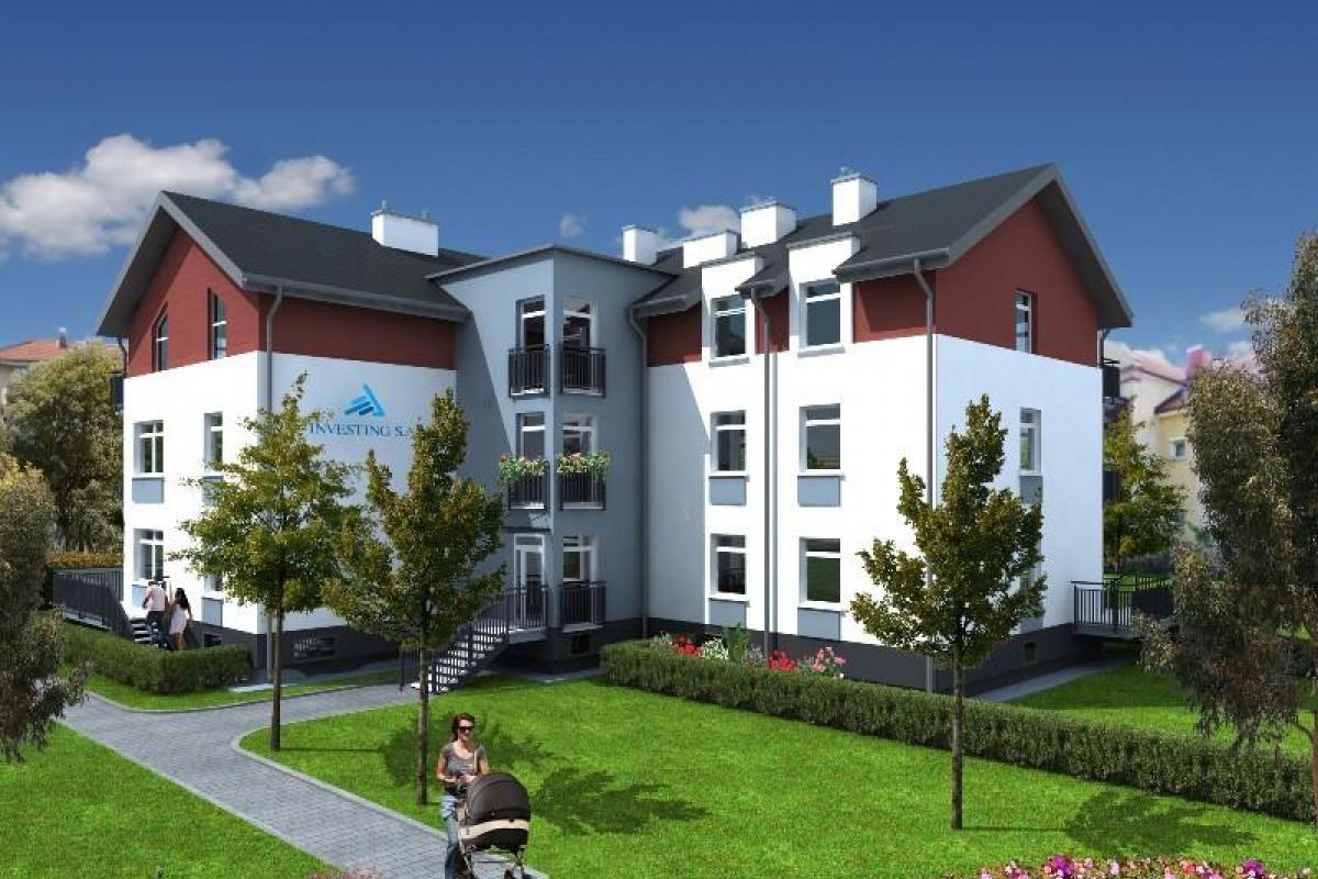 Apartamenty Zefira - Gdańsk, Kowale, Towarzystwo Inwestycyjne Investing Spółka z ograniczoną odpowiedzialnością Sp.k. - zdjęcie 3