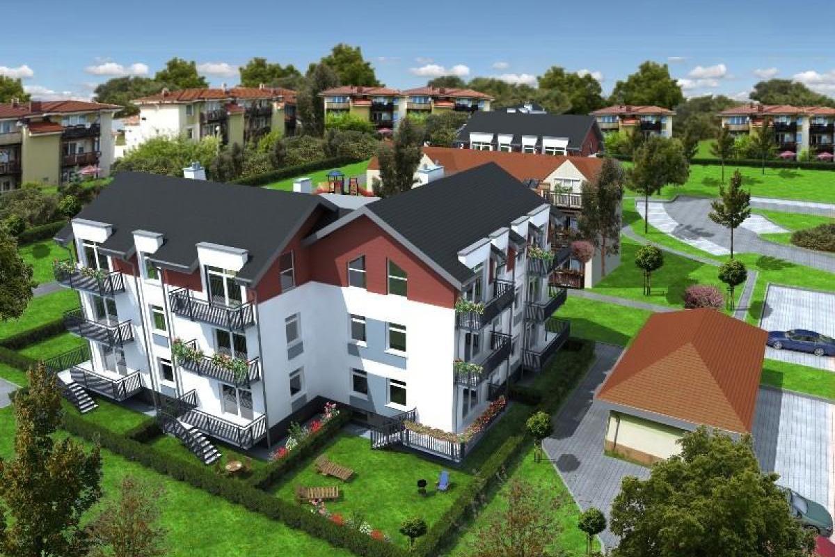 Apartamenty Zefira - Gdańsk, Kowale, Towarzystwo Inwestycyjne Investing Spółka z ograniczoną odpowiedzialnością Sp.k. - zdjęcie 2