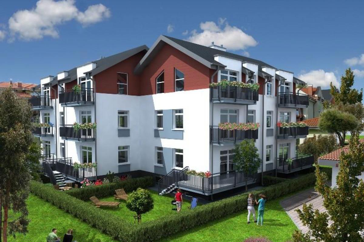 Apartamenty Zefira - Gdańsk, Kowale, Towarzystwo Inwestycyjne Investing Spółka z ograniczoną odpowiedzialnością Sp.k. - zdjęcie 1