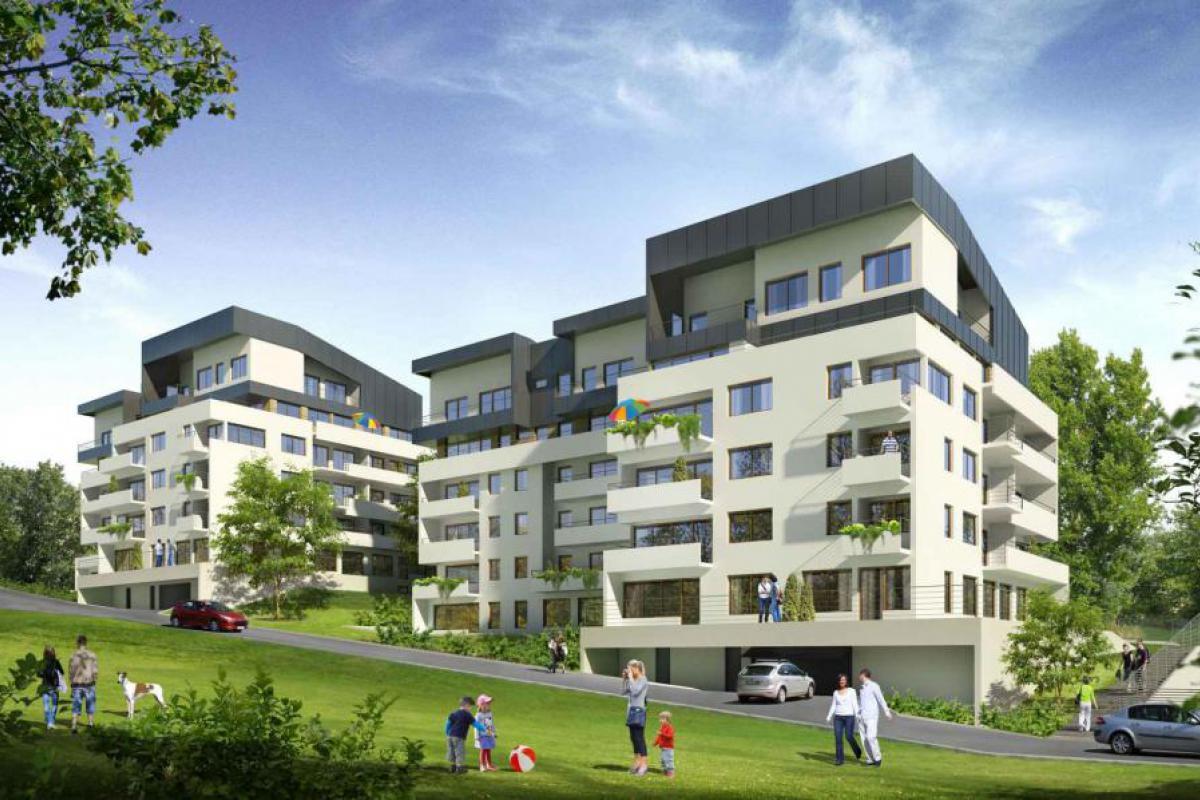 Osiedle Panoramika - Szczecin, Niebuszewo, ul. Panoramiczna, Ronson Development - zdjęcie 1