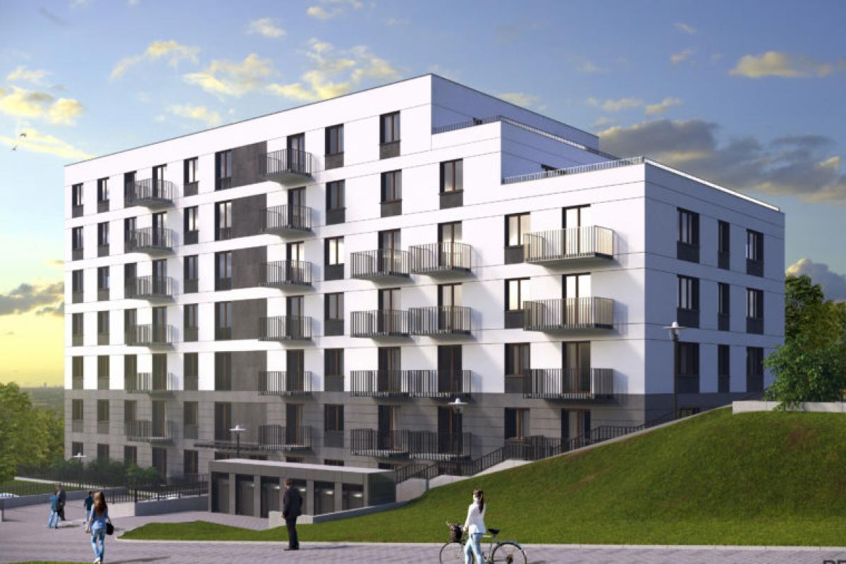 Osiedle Panoramika - Szczecin, Niebuszewo, ul. Panoramiczna, Ronson Development - zdjęcie 2