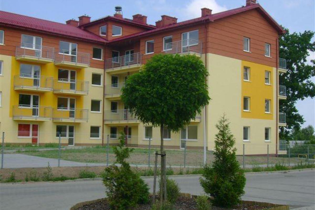 Osiedle Hokejowa - Gdańsk, Ujeścisko, ul. Hokejowa, Pharma Trade Polska Sp. z o.o. - zdjęcie 4