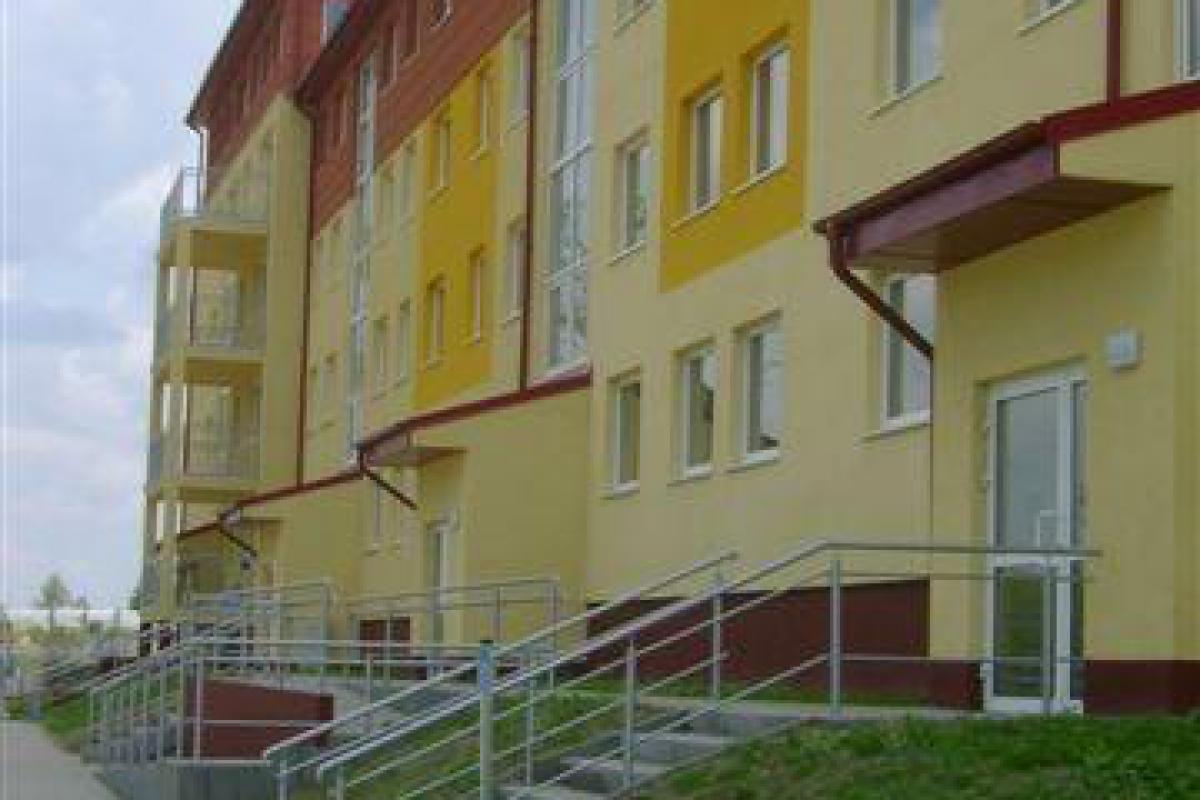 Osiedle Hokejowa - Gdańsk, Ujeścisko, ul. Hokejowa, Pharma Trade Polska Sp. z o.o. - zdjęcie 6