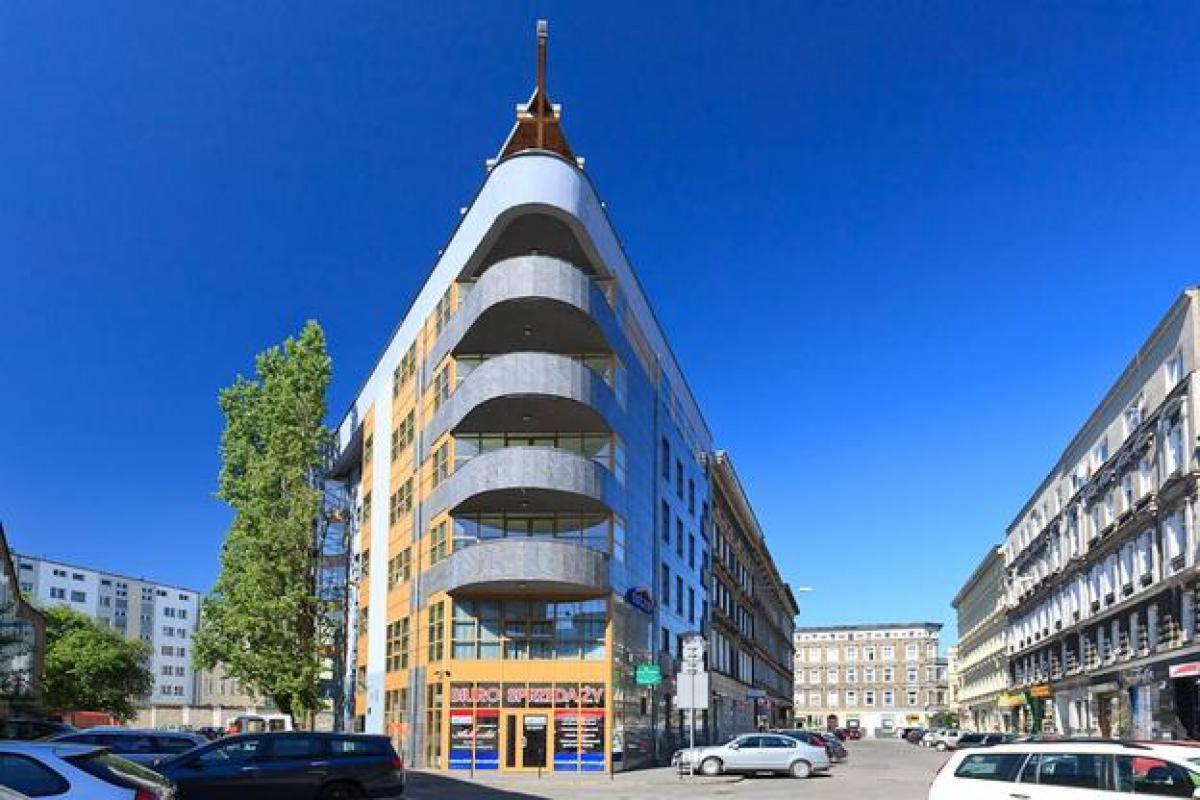 Osiedle Arkadia - Szczecin, Stare Miasto, ul. Małkowskiego 30, Dolcan Plus S.A. - zdjęcie 1