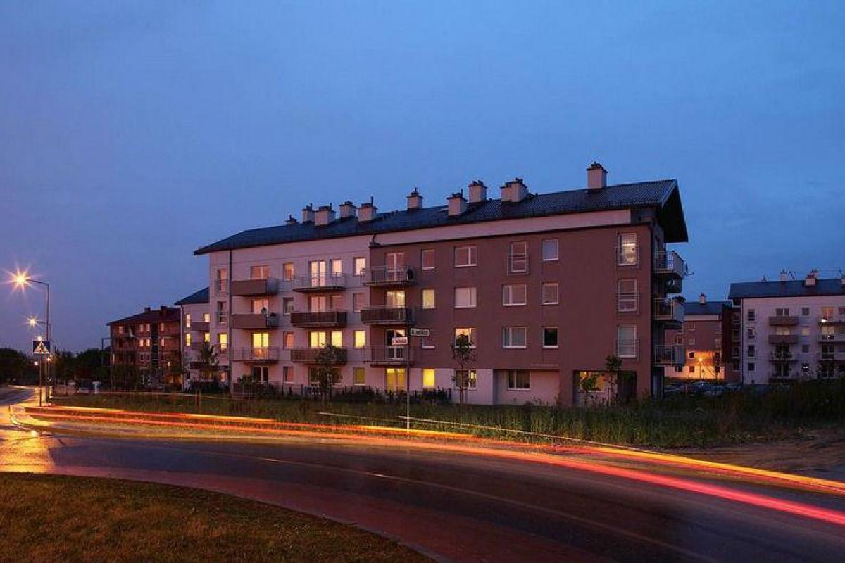 Habenda - Gdańsk, Zakoniczyn, ul. Olimpijska/Łucznicza, Allcon Osiedla Sp. z o.o S.K.A. - zdjęcie 3
