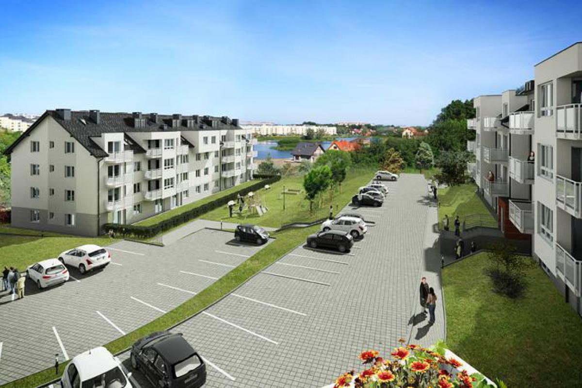 Osiedle Jaworzniaków - Gdańsk, ul. Jaworzniaków, P.B.M. i R. BUDROS - zdjęcie 1