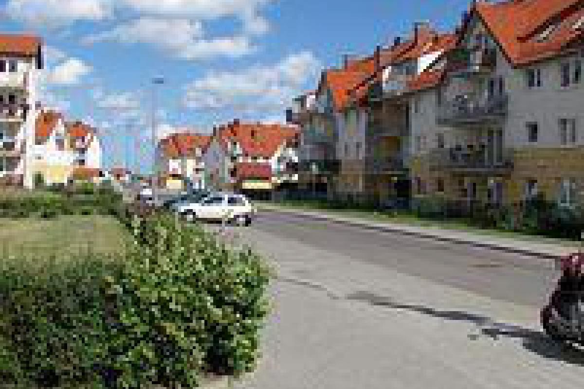 Domy w Gdańsku, Gdańsk-Kolarska - Gdańsk, ul. Kolarska, VESTA Grupa Inwestycyjna - zdjęcie 7