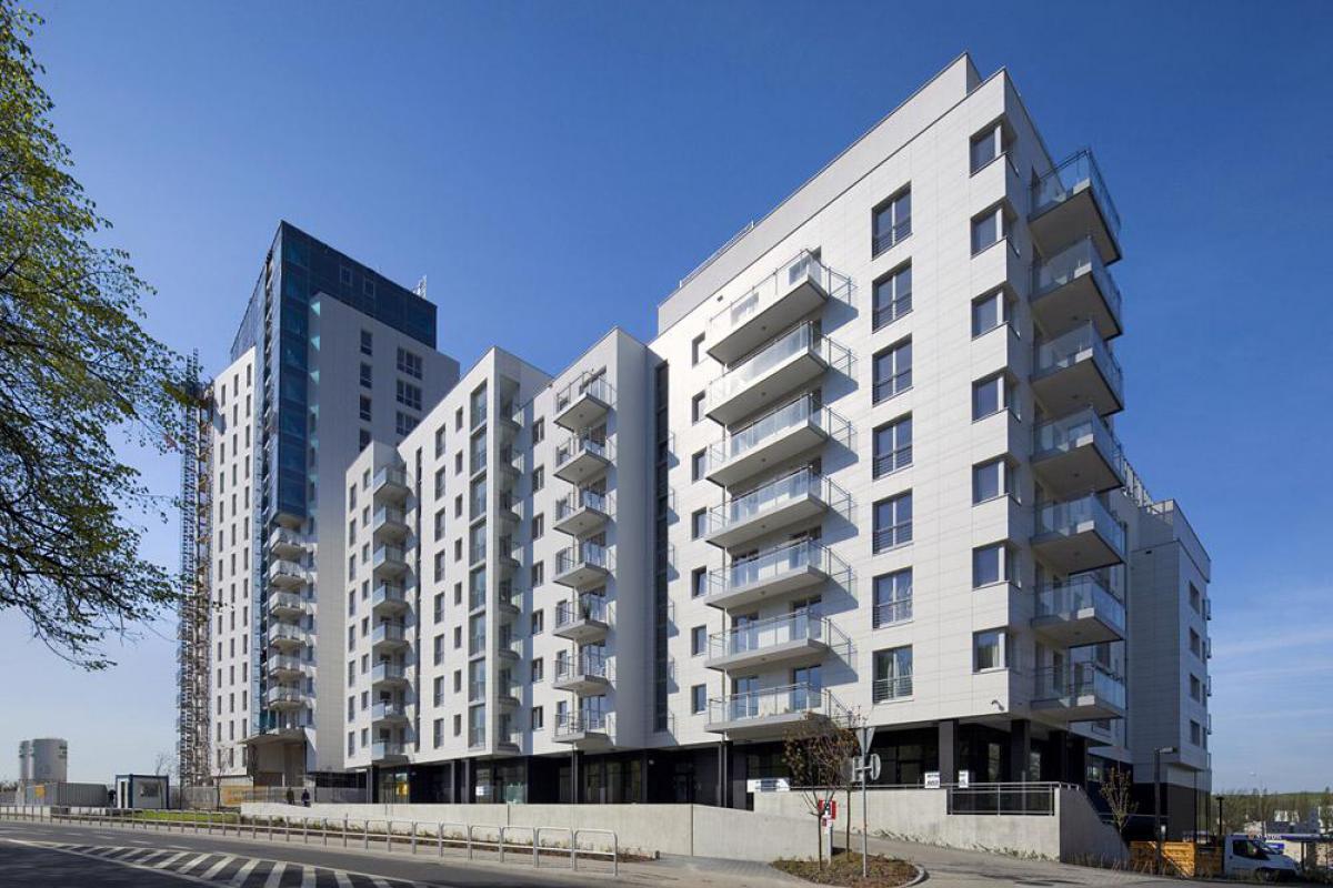 Altus - inwestycja wyprzedana - Gdynia, Redłowo, ul. Legionów, Invest Komfort Spółka Akcyjna Sp.K.  - zdjęcie 1