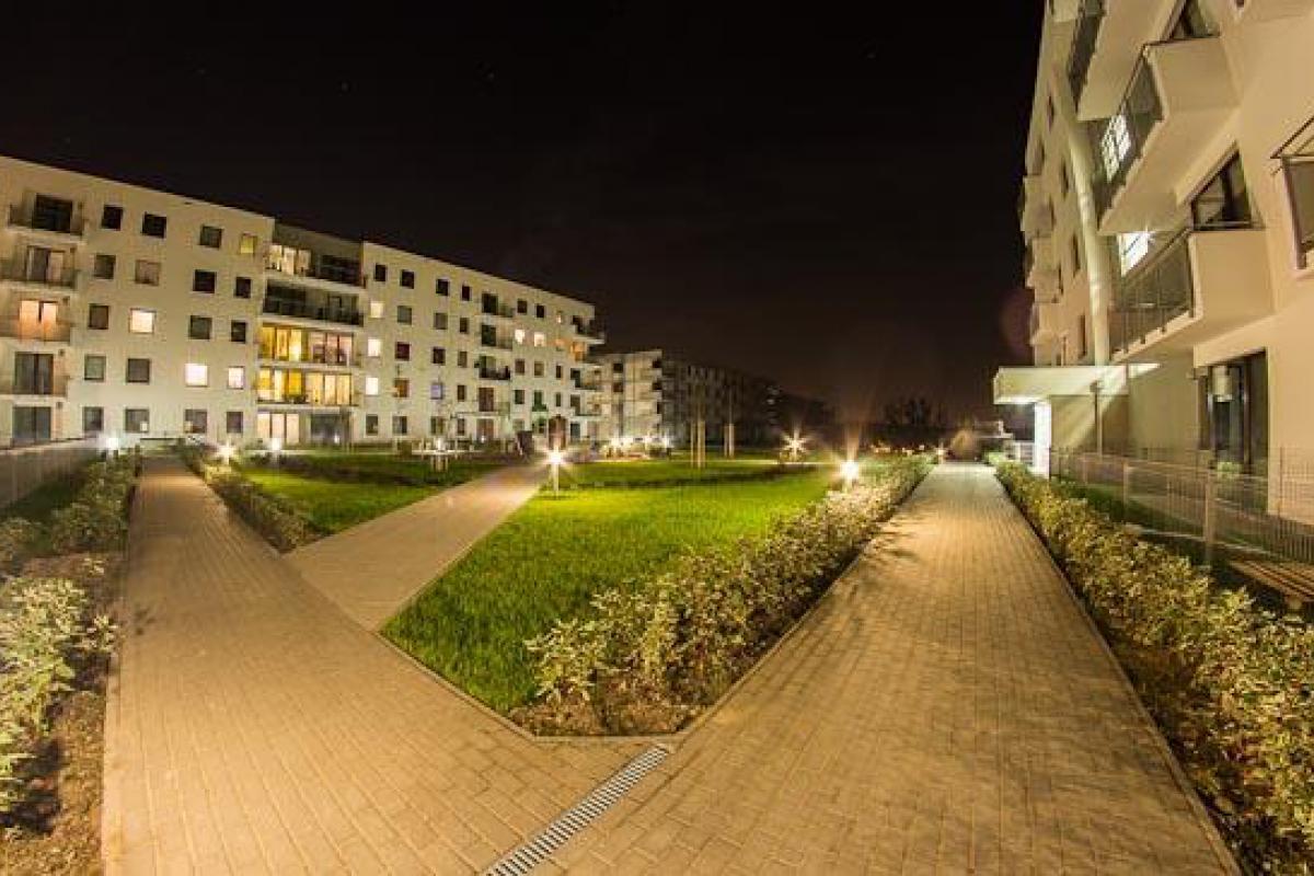 Słoneczna Morena - Gdańsk, Morena, ul. Piekarnicza / ul. Cicha, ROBYG S.A. - zdjęcie 1