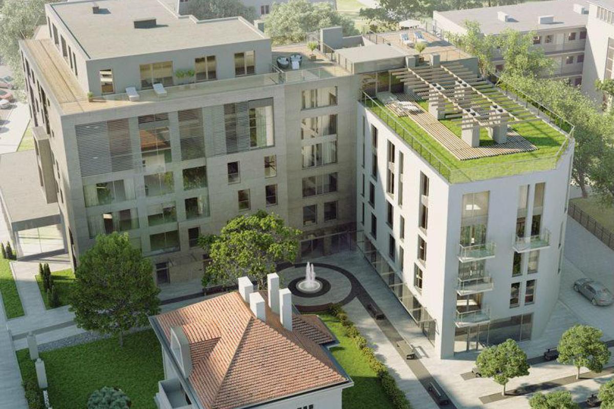 Art Deco - Apartamenty i Lofty - Gdynia, Działki Leśne, ul. I Armii Wojska Polskiego 8, AB Inwestor - zdjęcie 1