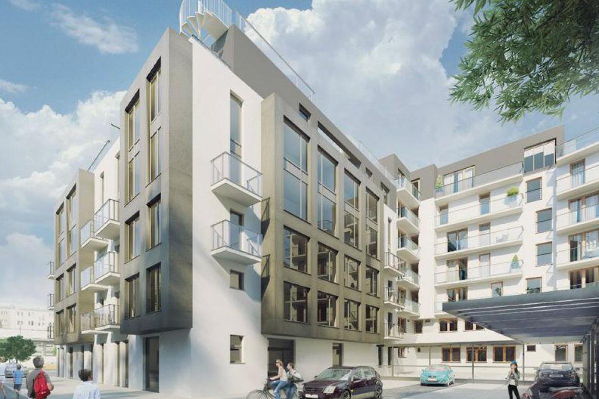 Art Deco - Apartamenty i Lofty - Gdynia, Działki Leśne, ul. I Armii Wojska Polskiego 8, AB Inwestor - zdjęcie 2