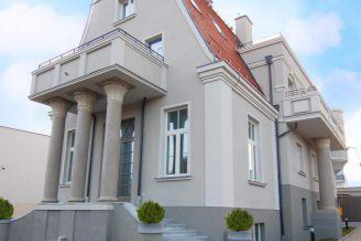 Willa Gryf - Gdynia, Redłowo, ul. Przemysława 6, Hedge Development Sp. z o.o. - zdjęcie 2