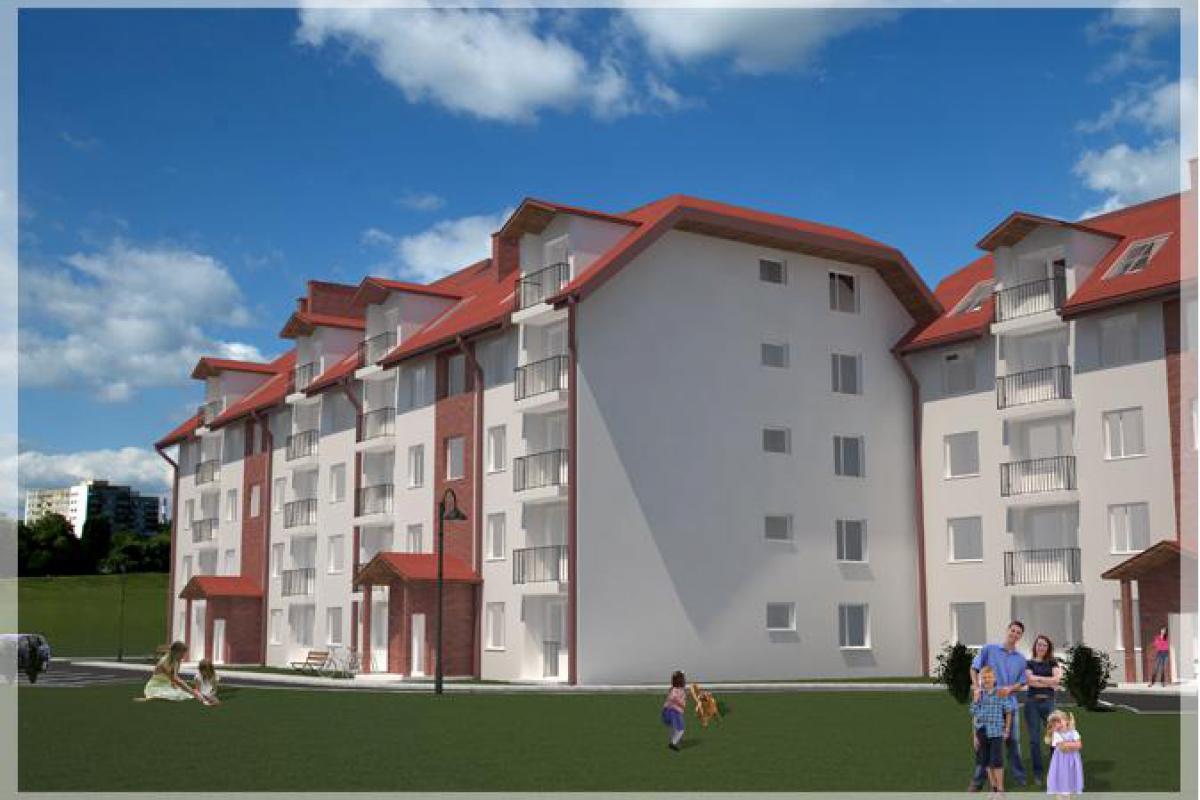 Apartamenty Rzewuskiego - Pruszcz Gdański, Głębokie, ul. Rzewuskiego, Jazbud Artom Dom Sp. z o.o. Sp. kom. - zdjęcie 3