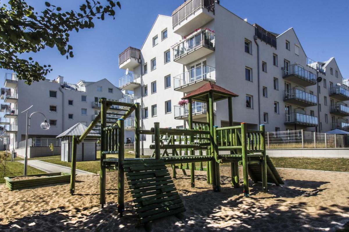 Nowa Osowa - inwestycja wyprzedana - Gdańsk, Osowa, ul. Wodnika, Przedsiębiorstwo Budowlane MARGO - zdjęcie 3