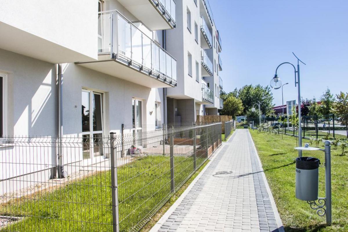 Nowa Osowa - inwestycja wyprzedana - Gdańsk, Osowa, ul. Wodnika, Przedsiębiorstwo Budowlane MARGO - zdjęcie 8