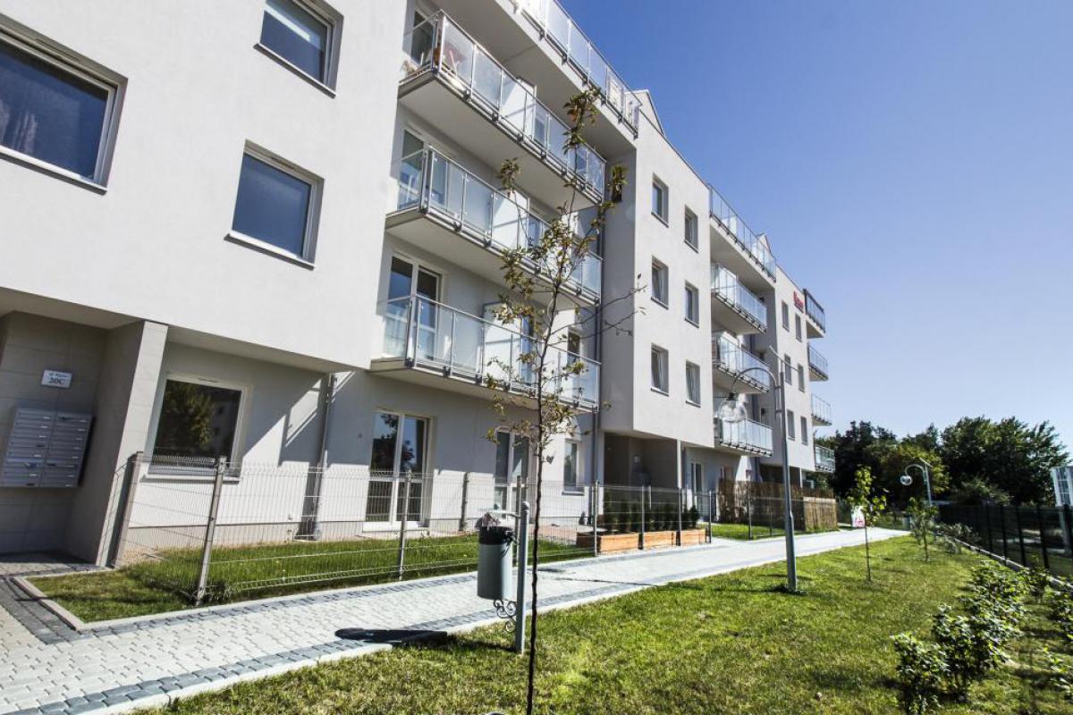 Nowa Osowa - inwestycja wyprzedana - Gdańsk, Osowa, ul. Wodnika, Przedsiębiorstwo Budowlane MARGO - zdjęcie 10