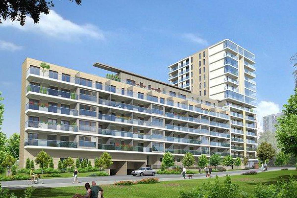 Point House - inwestycja wyprzedana - Warszawa, Al. Wyścigowa 14, Unidevelopment S.A. - zdjęcie 3
