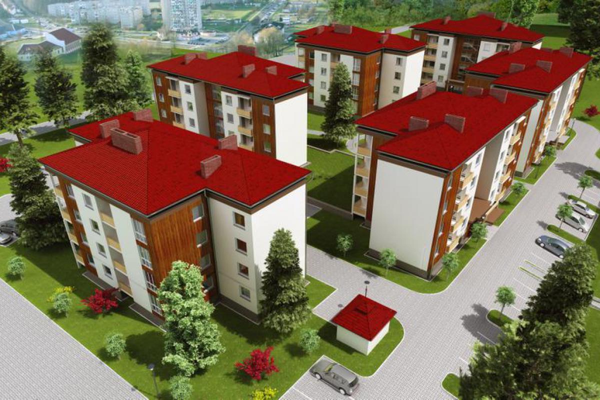 Osiedle Mazurskie - Zielona Góra, Osiedle Pomorskie, ul. Augustowska, PKM Zachód Sp. z o.o. - zdjęcie 2
