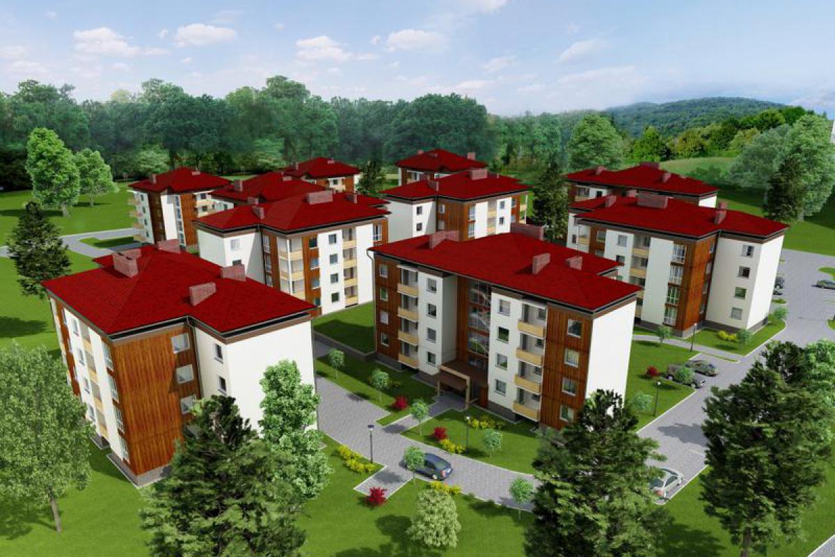 Osiedle Mazurskie - Zielona Góra, Osiedle Pomorskie, ul. Augustowska, PKM Zachód Sp. z o.o. - zdjęcie 3