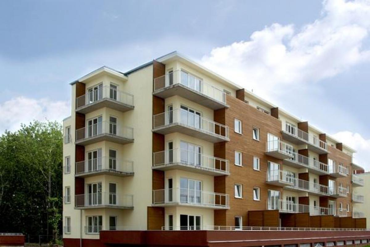 Osiedle Przylesie - Opole, ul. Przylesie, Gant Development S.A. - zdjęcie 1