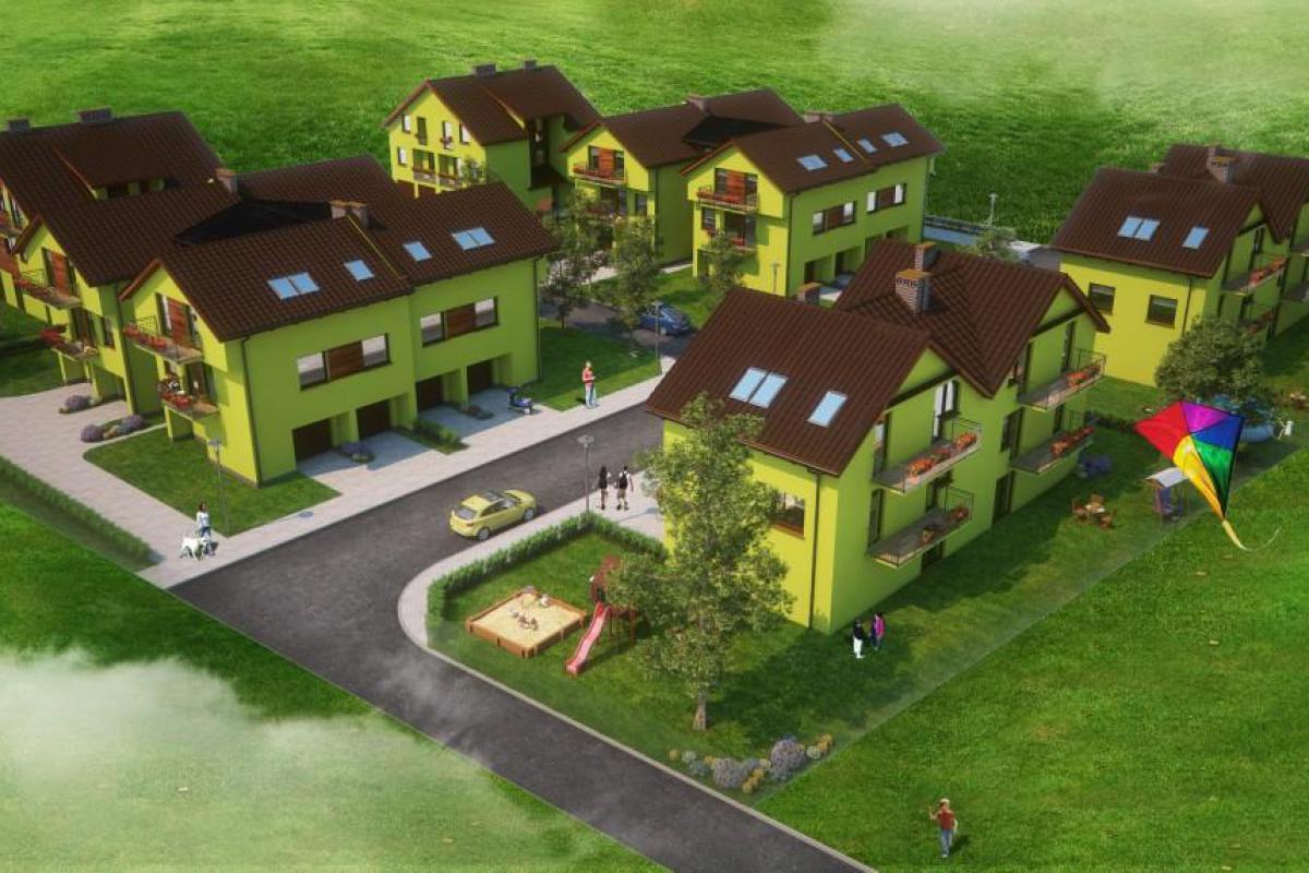 Nowe osiedle w Kluczborku przy ul. Kilińskiego Etap II - Kluczbork, ul. Kilińskiego , MPM Devepolment Sp. z o.o. - zdjęcie 1