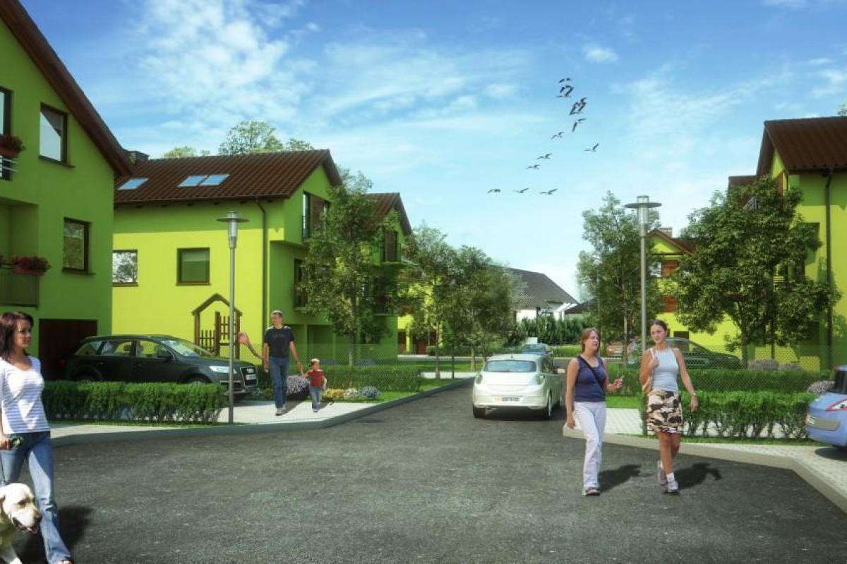 Nowe osiedle w Kluczborku przy ul. Kilińskiego Etap II - Kluczbork, ul. Kilińskiego , MPM Devepolment Sp. z o.o. - zdjęcie 3