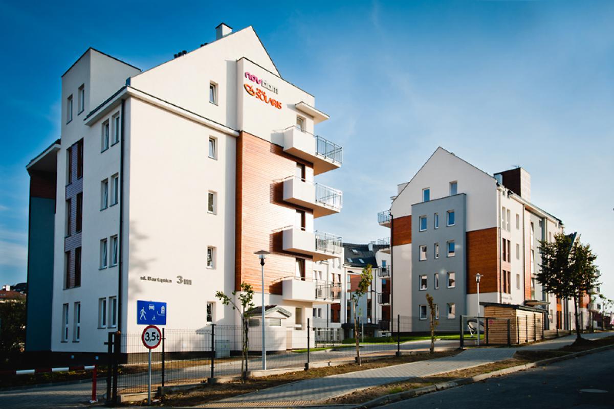 Villa Solaris  - Olsztyn, ul. Bartąska, Novdom Sp. z.o.o - zdjęcie 1