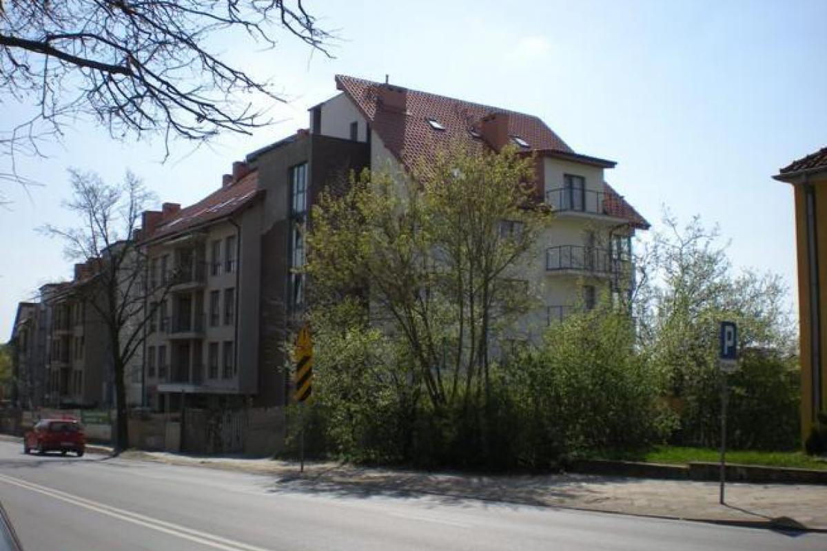 Osiedle Parkowe nad Łyną - Olsztyn, Śródmieście, ul. Kościuszki 92, Belvedere Development sp. z.o.o. - zdjęcie 3