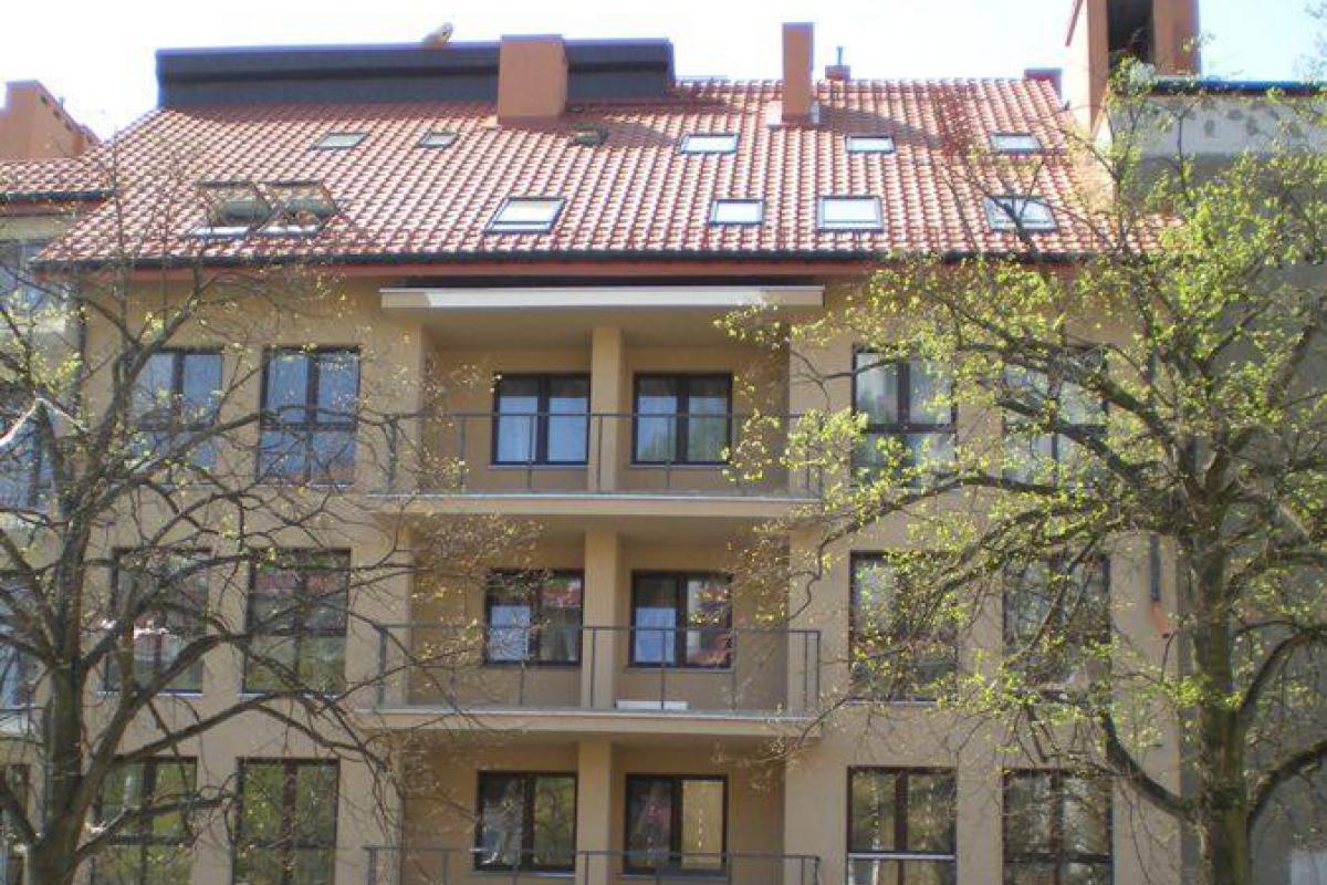 Osiedle Parkowe nad Łyną - Olsztyn, Śródmieście, ul. Kościuszki 92, Belvedere Development sp. z.o.o. - zdjęcie 1