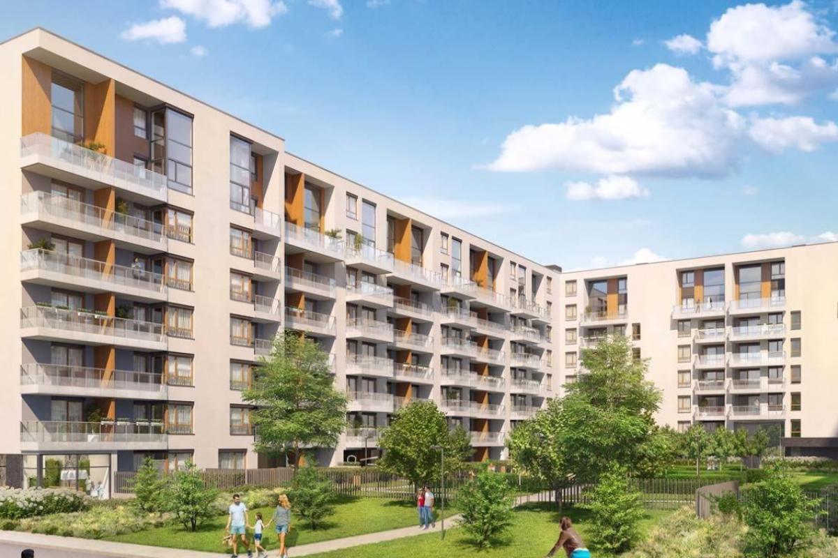 Żoliborz Artystyczny - Warszawa, Powązki, ul. Powązkowska, Dom Development S.A. - zdjęcie 1