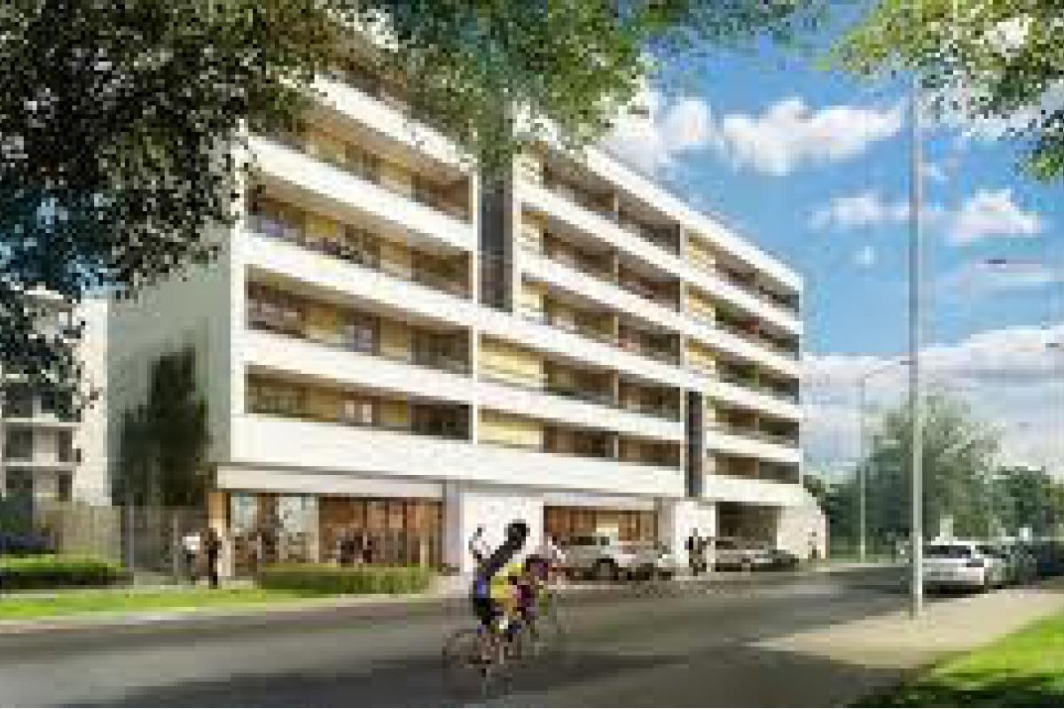 Młyny Królewskie - Warszawa, ul. Ostroroga, Dom Development S.A. - zdjęcie 1