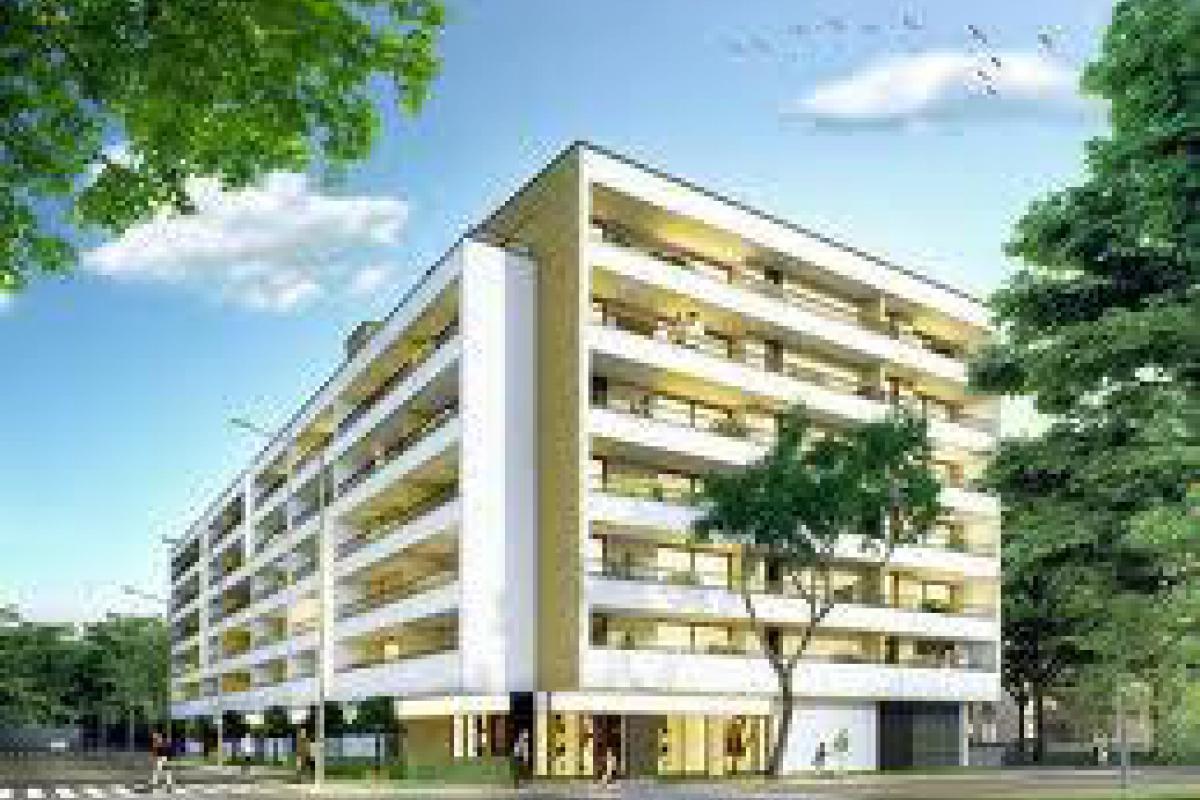 Młyny Królewskie - Warszawa, ul. Ostroroga, Dom Development S.A. - zdjęcie 3