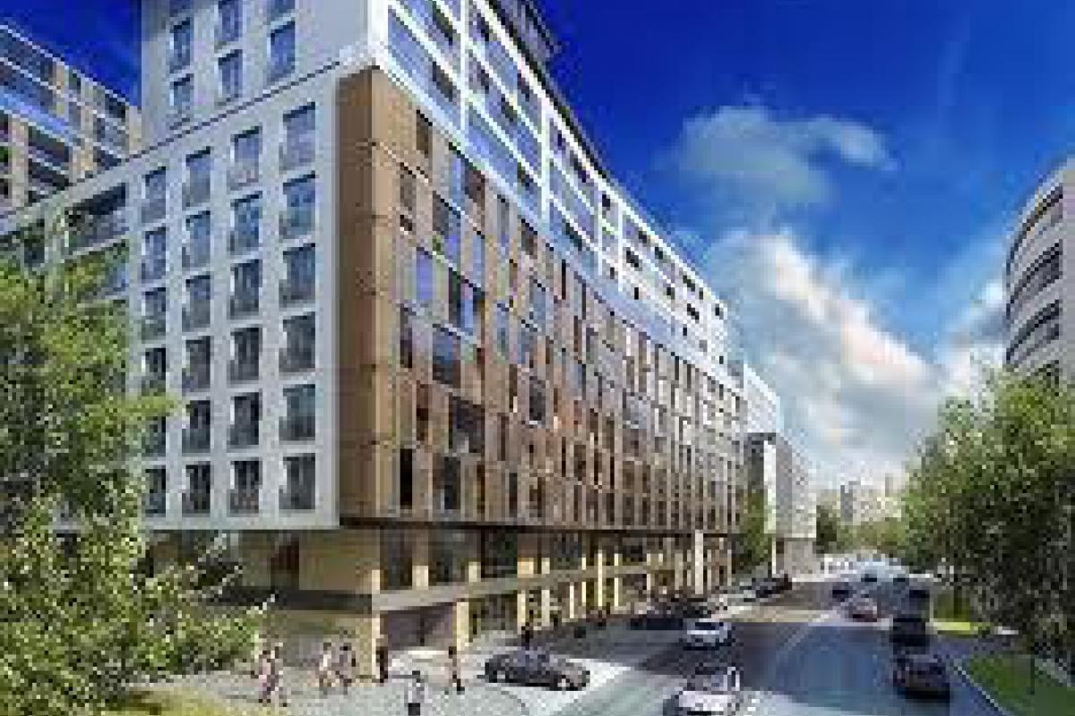 Apartamenty Grzybowska - Warszawa, Ul. Grzybowska 4, Dom Development S.A. - zdjęcie 1