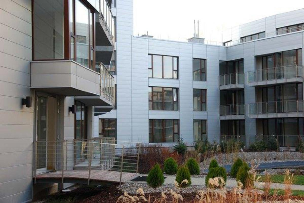 Triton Park - inwestycja wyprzedana - Warszawa, Stara Ochota, ul. Grójecka 194, Triton Development S.A. - zdjęcie 1