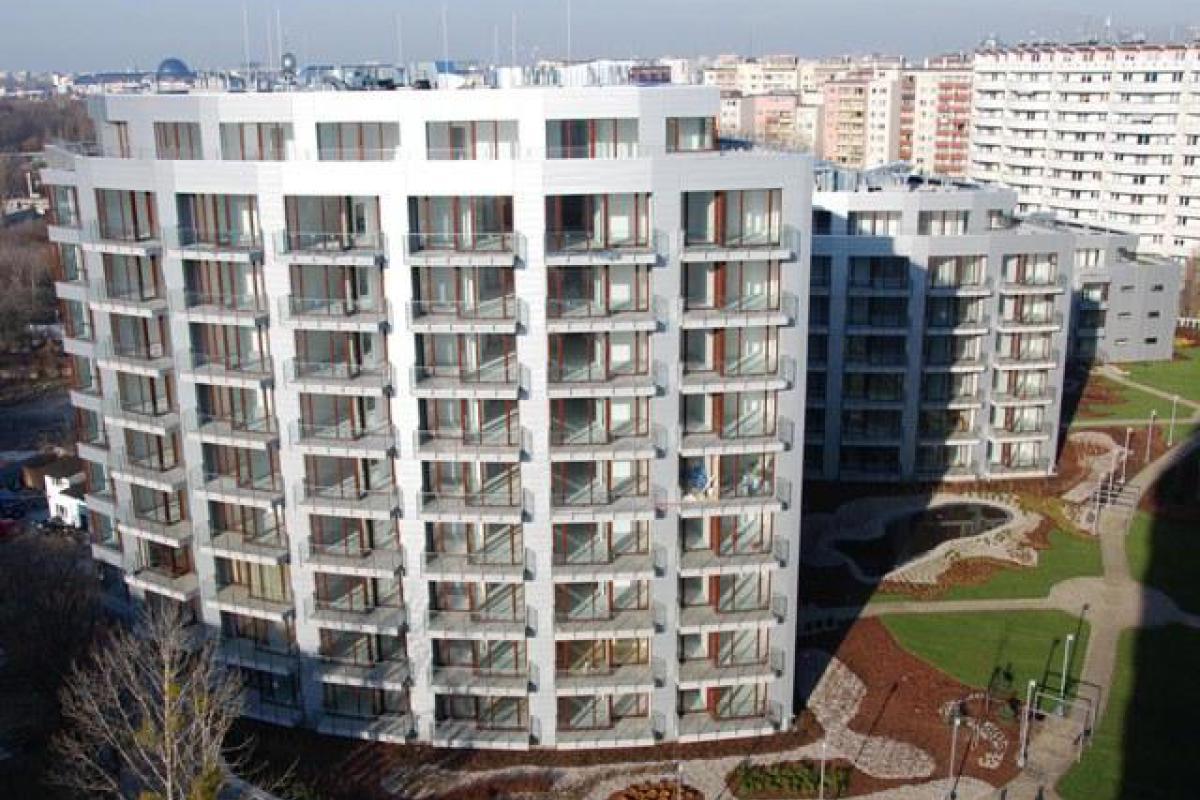 Triton Park - inwestycja wyprzedana - Warszawa, Stara Ochota, ul. Grójecka 194, Triton Development S.A. - zdjęcie 2