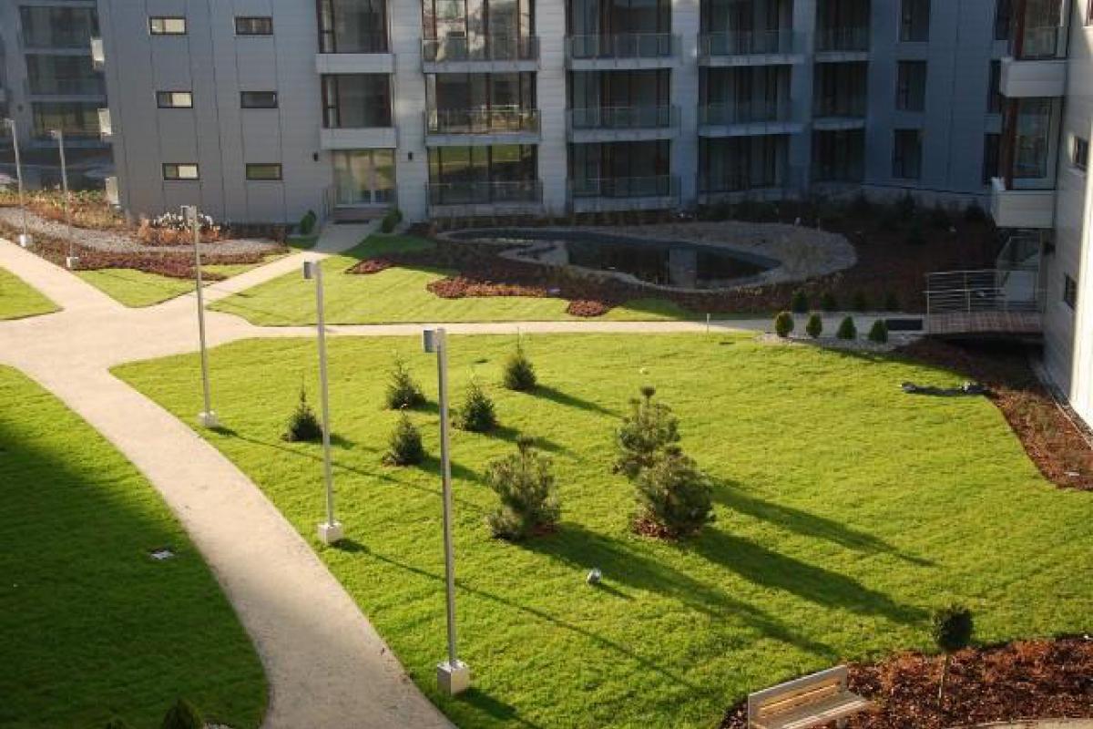 Triton Park - inwestycja wyprzedana - Warszawa, Stara Ochota, ul. Grójecka 194, Triton Development S.A. - zdjęcie 3