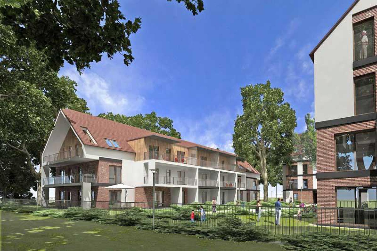 Parkowe Wzgórze - Olsztyn, ul. Kromera , Warmińskie Przedsiębiorstwo Budowlane ROMBUD Sp.z.o.o. - zdjęcie 3