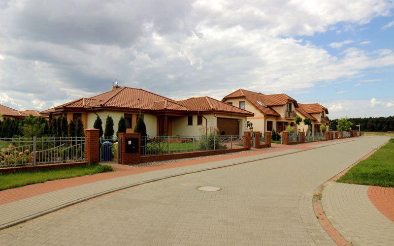 Osiedle Rozalin w Lusówku - Lusówko, Osiedle Rozalin w Lusówku - Novum Plus - zdjęcie 5