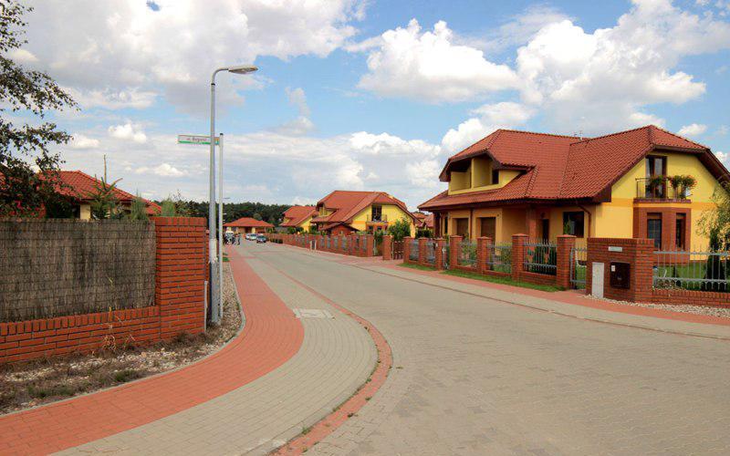 Osiedle Rozalin w Lusówku - Lusówko, Osiedle Rozalin w Lusówku - Novum Plus - zdjęcie 11