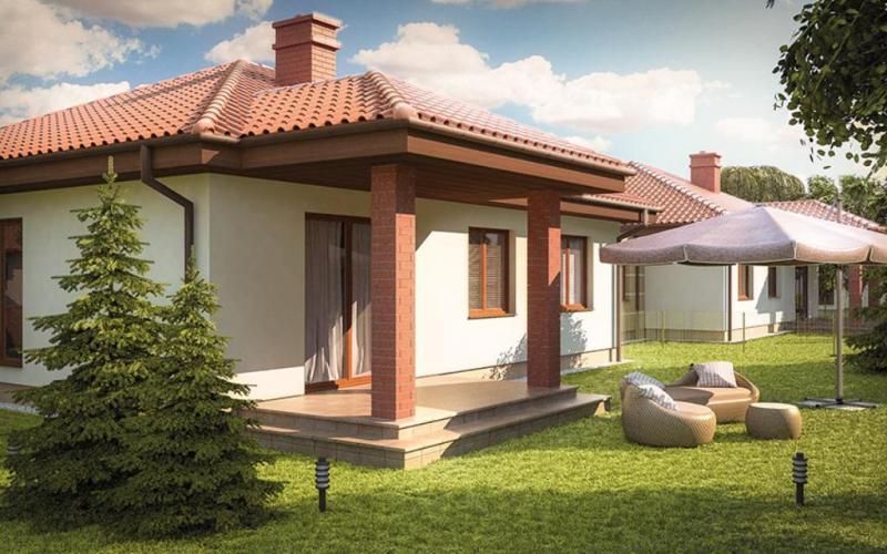Osiedle Rozalin w Lusówku - Lusówko, Osiedle Rozalin w Lusówku - Novum Plus - zdjęcie 14
