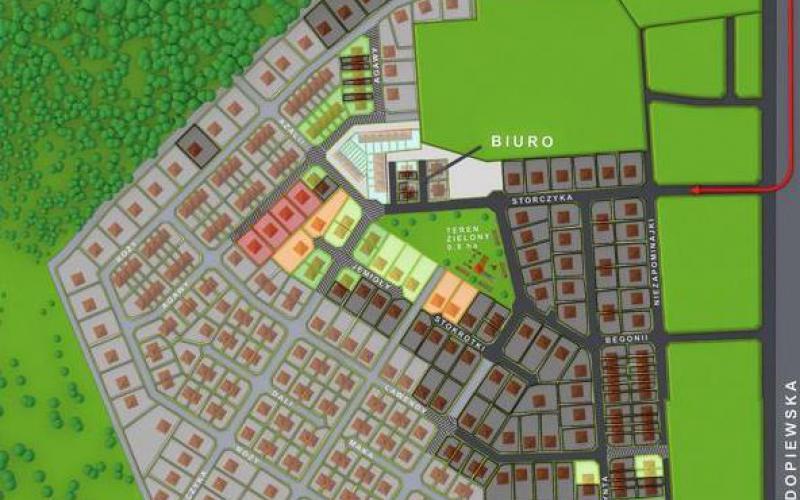 Osiedle Rozalin w Lusówku - Lusówko, Osiedle Rozalin w Lusówku - Novum Plus - zdjęcie 38