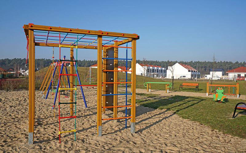Osiedle Rozalin w Lusówku - Lusówko, Osiedle Rozalin w Lusówku - Novum Plus - zdjęcie 30