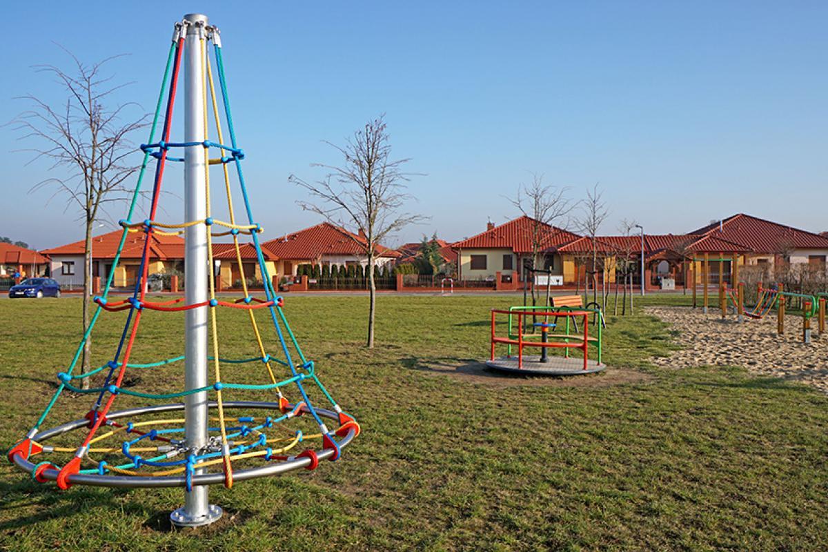Osiedle Rozalin w Lusówku - Lusówko, Osiedle Rozalin w Lusówku - Novum Plus - zdjęcie 27