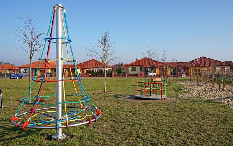 Osiedle Rozalin w Lusówku - Lusówko, Osiedle Rozalin w Lusówku - Novum Plus - zdjęcie 31