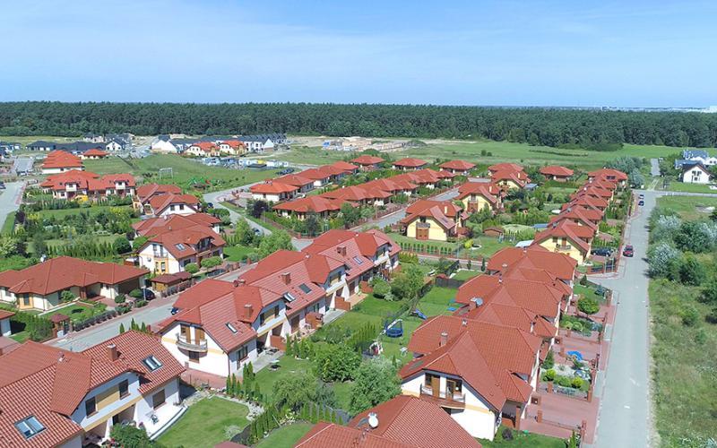Osiedle Rozalin w Lusówku - Lusówko, Osiedle Rozalin w Lusówku - Novum Plus - zdjęcie 33