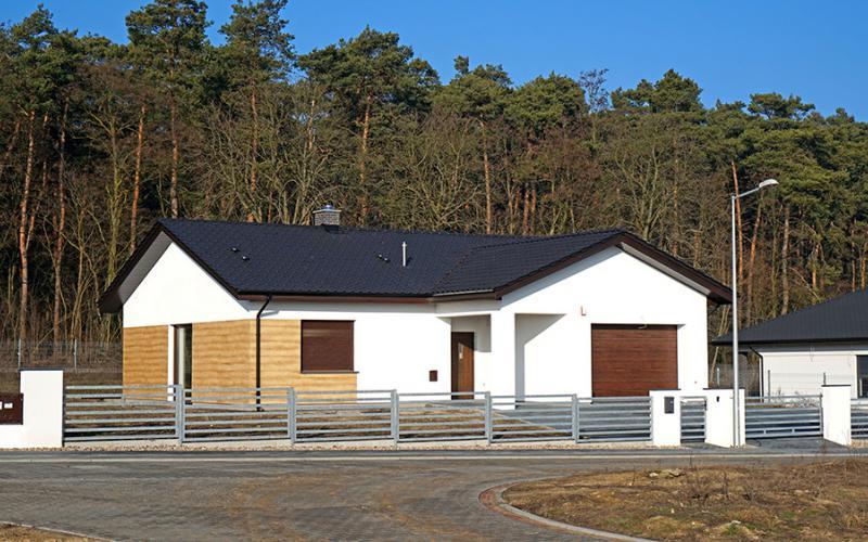 Osiedle Rozalin w Lusówku - Lusówko, Osiedle Rozalin w Lusówku - Novum Plus - zdjęcie 15