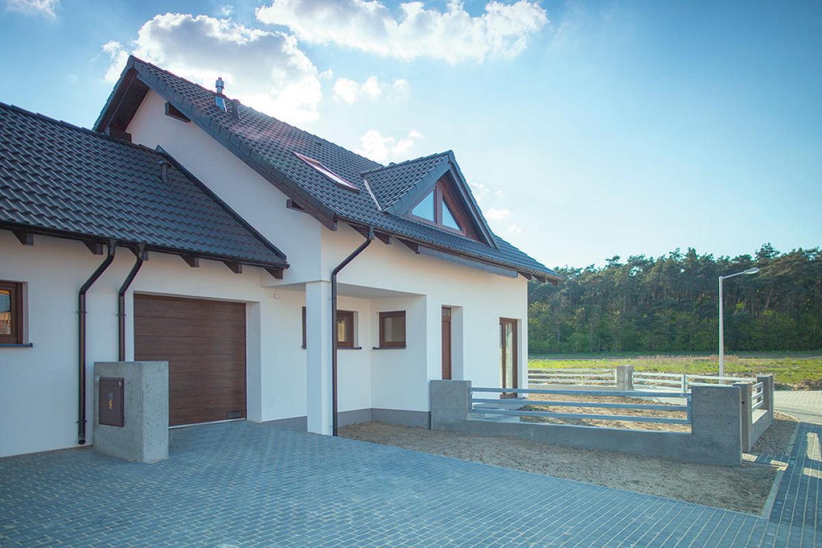 Osiedle Rozalin w Lusówku - Lusówko, Osiedle Rozalin w Lusówku - Novum Plus - zdjęcie 12