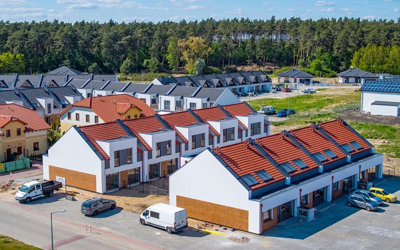 Osiedle Rozalin w Lusówku - Lusówko, Osiedle Rozalin w Lusówku - Novum Plus - zdjęcie 17