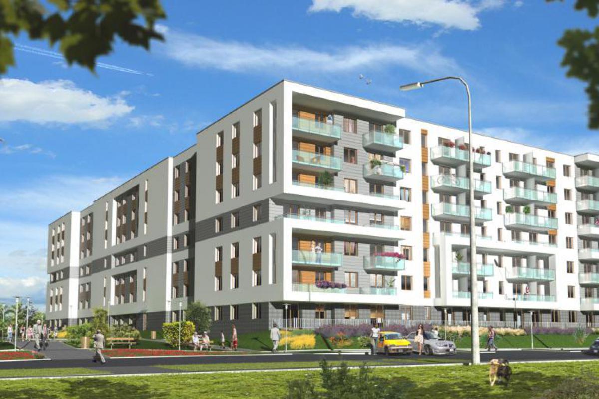 Young City  - Warszawa, ul. Batalionów Chłopskich / ul. Lazurowa / ul. Szeligowska, ROBYG S.A. - zdjęcie 1